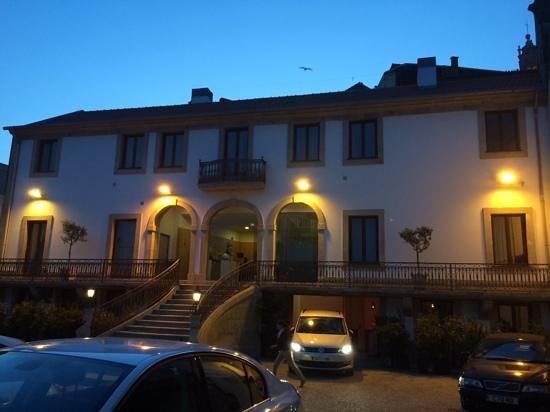 Vitoria Village : notre petite terrasse