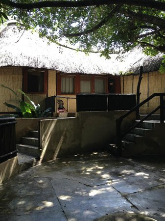 Kosi Bay Cabins: cabin