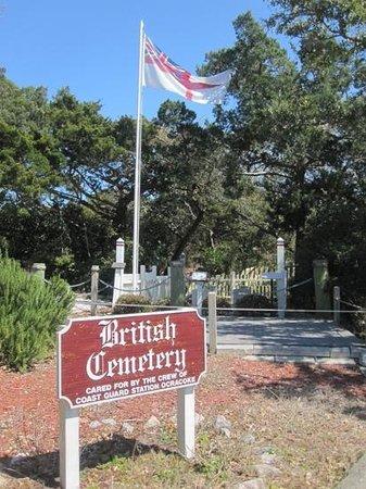 British Cemetery: British Cemetary