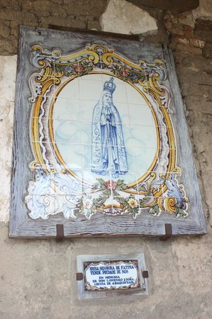 Mission San Juan Capistrano: Mosiac