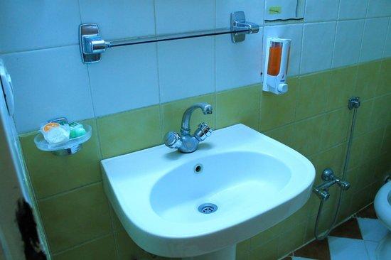 Totia Hotel: Bagno