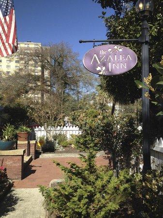 Azalea Inn & Villas : Welcome