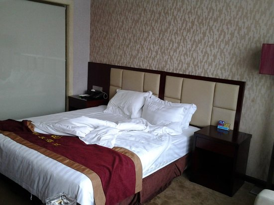 Tomorrow Hotel (Shenzhen Buji): the hard bed