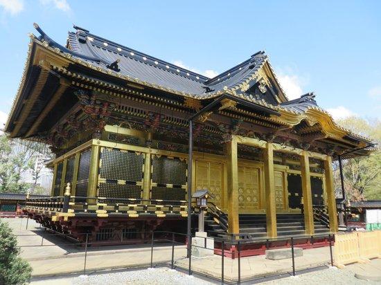 Ueno Park: Ueno Toshugo-jinja