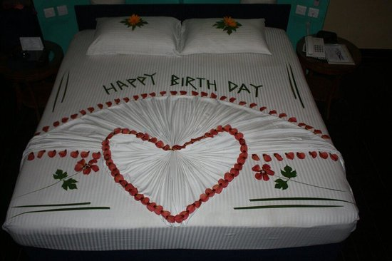 Adaaran Select Meedhupparu : Birthday decoration