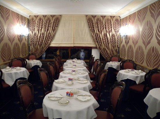 Hotel Montecarlo: The main breakfast room