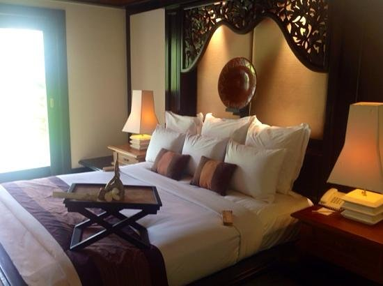 Spa Village Resort Tembok Bali: i loved our room