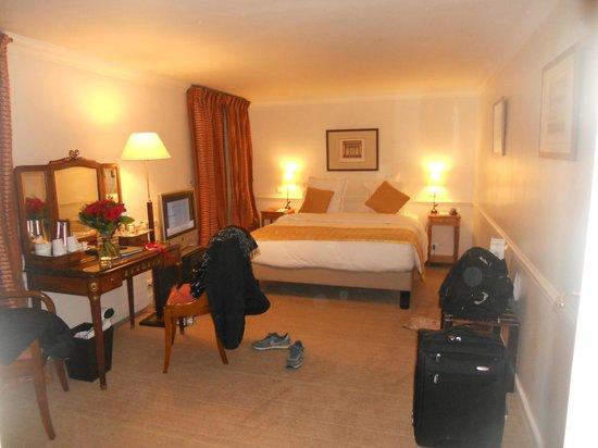Hotel Brighton - Esprit de France: Standard double room