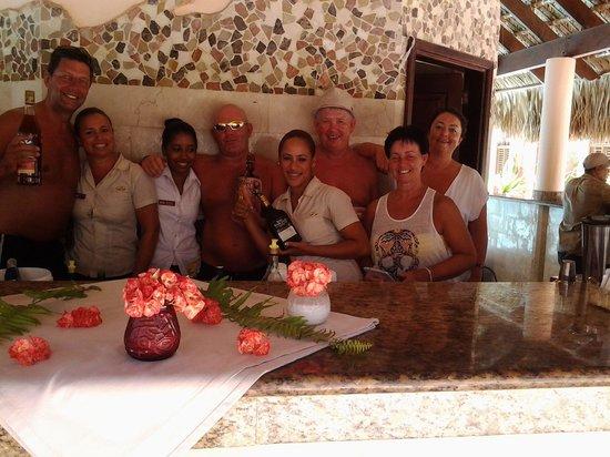 Grand Palladium Punta Cana Resort & Spa: all of us
