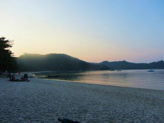 Starlight Resort: Peaceful sun set