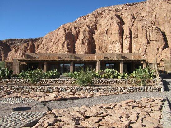 Alto Atacama Desert Lodge & Spa: Hotel backdrop