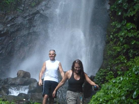 Spa Village Resort Tembok Bali: wet !!