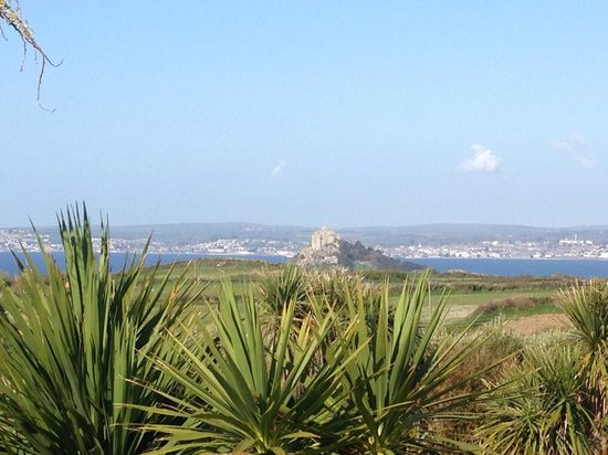 Ednovean Farm : St Michaels Mount