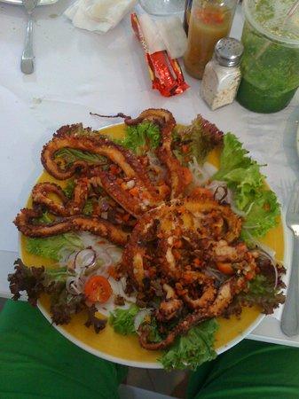 Restaurante Capitan Mandy : Octopus Star