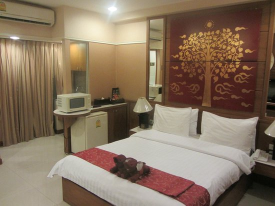 Mariya Boutique Residence at Suvarnabhumi Airport: Smart room