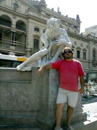 Ramos de Azevedo Square: Praça Ramos