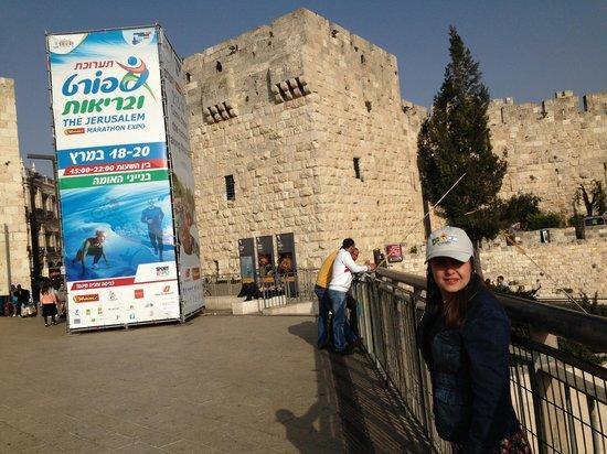 Jaffa Gate (Bab al-Khalil): Portão de Jaffa - Jerusalém