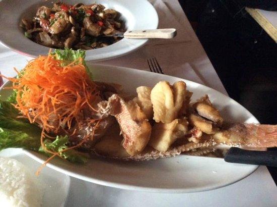 Receipt - Picture of Chai Thai Kitchen - Midtown West, New York ...