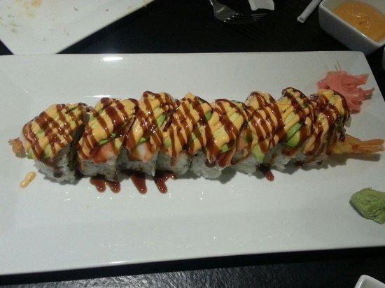 Han the Sushi Man : Heaven roll