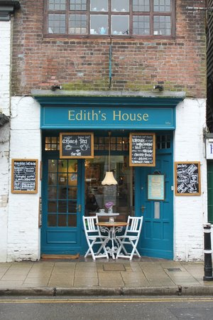 Edith's House store front