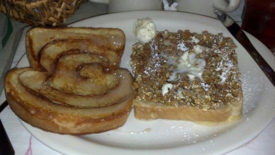 Piggy's Restaurant: Taste of sweetness