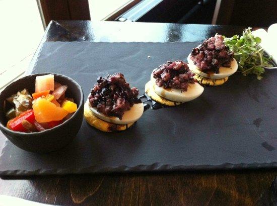Flannel: Appetizer