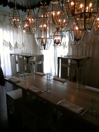 Lenoir : Beautiful & Intimate Dining