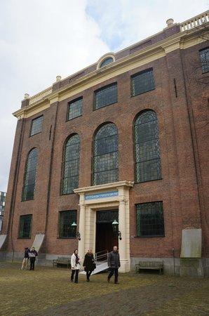 Synagogue portugaise : Величественное здание