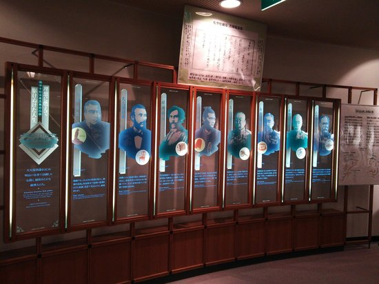 Museum of the Meiji Restoration: 13.09.23【維新ふるさと館】薩摩出身の政治家・軍人