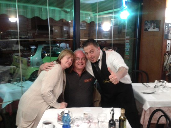 Rossi Tiziano: Waiter Andrea