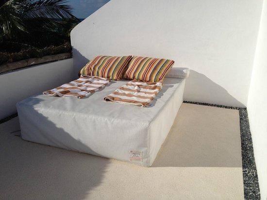 The Beach Tulum : Sun Deck on Roof