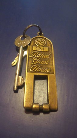 Rahul Guest House: Other rooms key