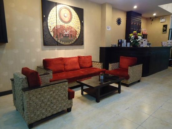 Patong Bay Guesthouse : Zone Relax