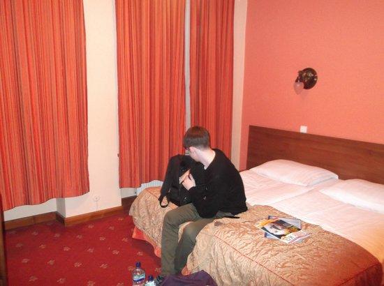Regent Hotel: Beds