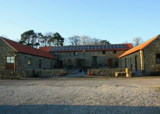 Rawcliffe House Farm Holiday Cottages and Studio Rooms : Studios/cottages