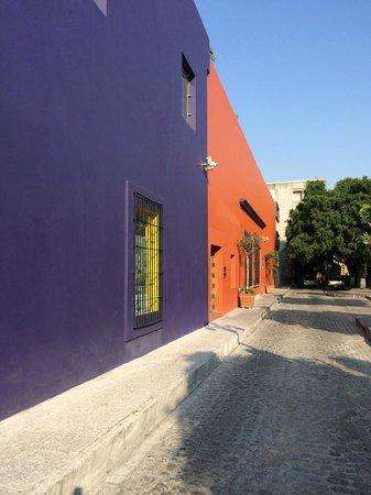 Casareyna Hotel: facade