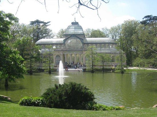 Palacio De Cristal: Breath taking !