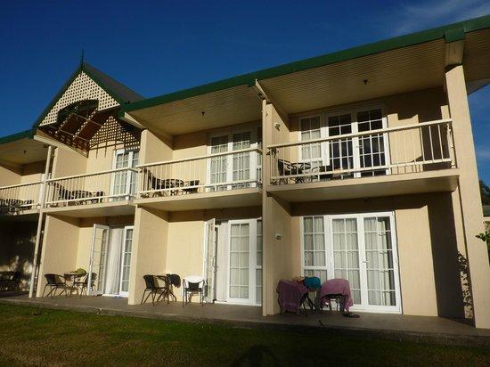 เบย์วิว ไวราไก รีสอร์ท: Accommodation