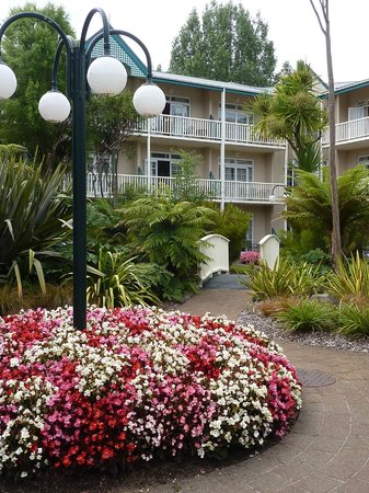 Wairakei Resort Taupo: Grounds