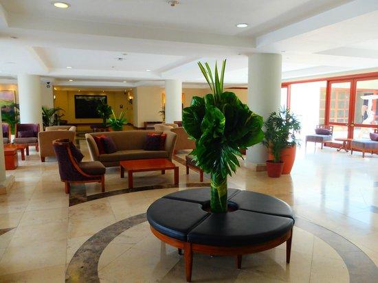 Crowne Plaza Hotel San Salvador: Lobby