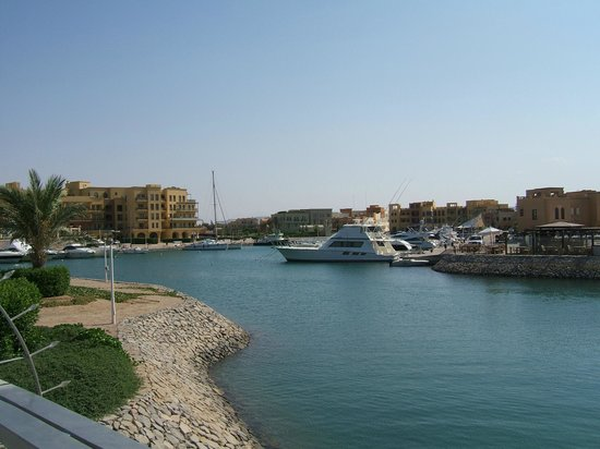 Three Corners Rihana Resort: el gouna marina