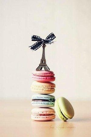 Le Cafe de Paris: La tour Eiffel