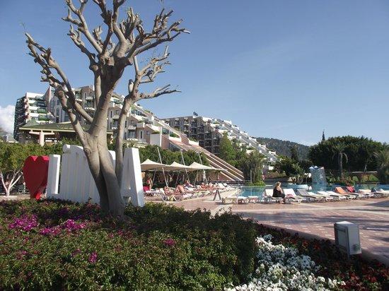 Limak Limra Hotel & Resort : pool