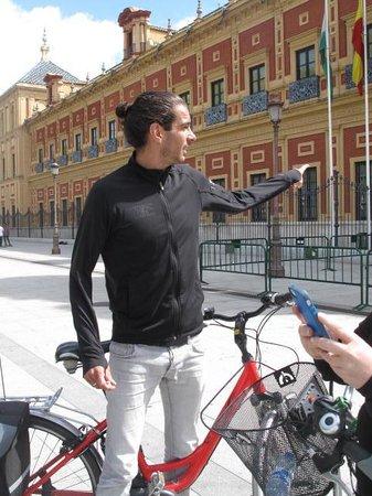 Elecmove Bicicletas Eléctricas: Tour guide Niek