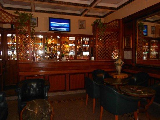 Comfort Hotel Bolivar : Lobby Lounge