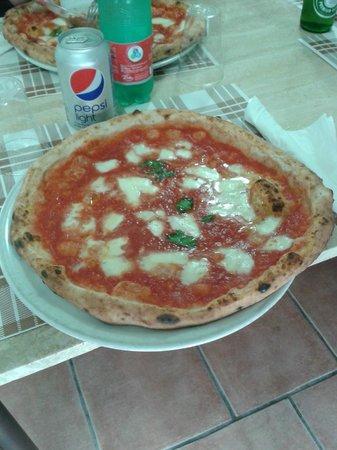Pizzeria da Gaetano : la mitica margherita!