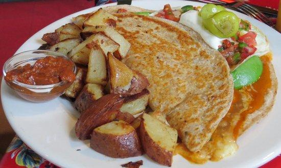 Rebar Modern Food: Huevos Rancheros