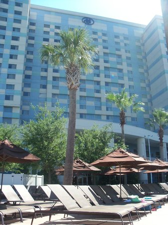 Hilton Orlando Bonnet Creek: great views
