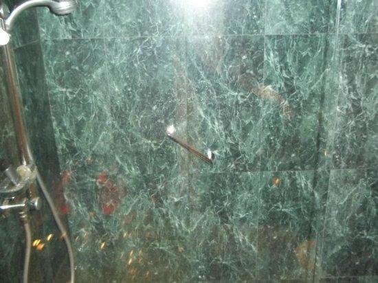 AC Hotel Leon San Antonio: la ducha
