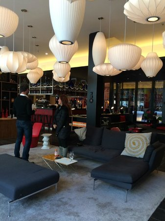 citizenM London Bankside : Lounge